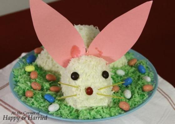 Bunny Cake 5
