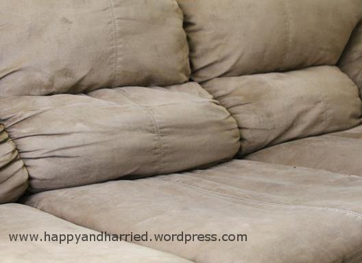 Home cleaning and organizing tips 3 at the corner of for How much to clean a couch