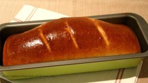 Easy Homemade Bread 5