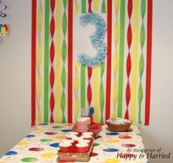 Boy Birthday Party 2