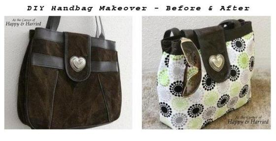 Handbag Makeover With Fabric_BeforeAndAfter