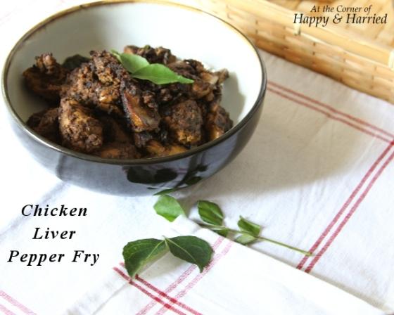 Chicken Liver Pepper Fry 2