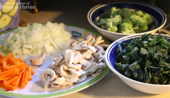 Photo Shoot_Chopped Veggies