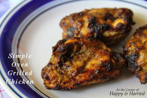 Red Chile Marinated Grilled Chicken Recipes — Dishmaps