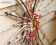 Rustic Twig Wreath