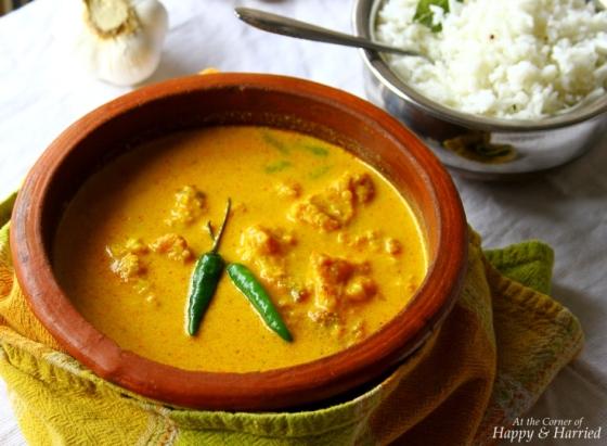 Fish In Yogurt Sauce – Bengali Doi Maach | At the Corner ...