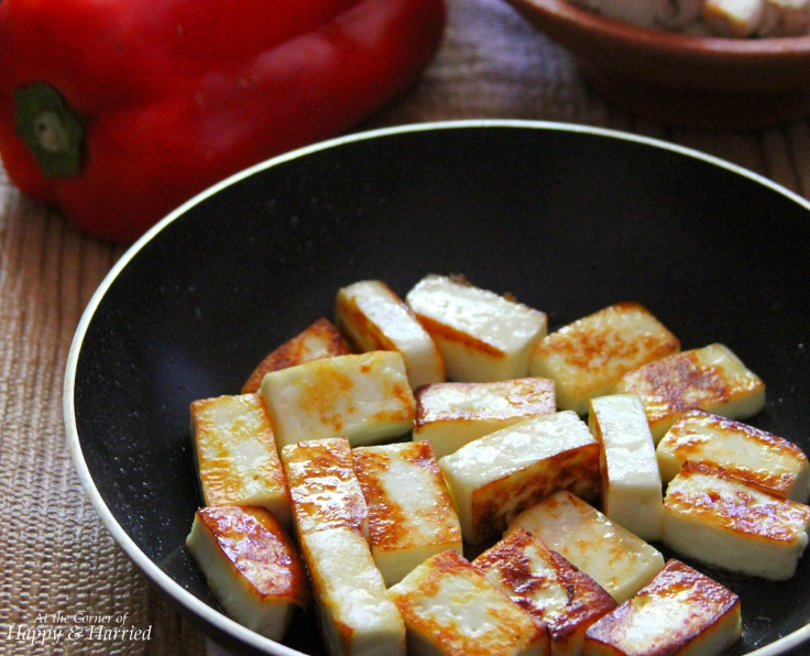 ... 596 in Thai Massaman Curry {With Mushroom, Peppers, Eggplant & Paneer