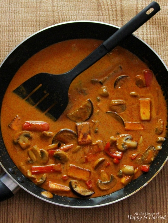 Thai Massaman Curry (Made With Curry Paste)