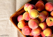 Fresh Summer Peaches