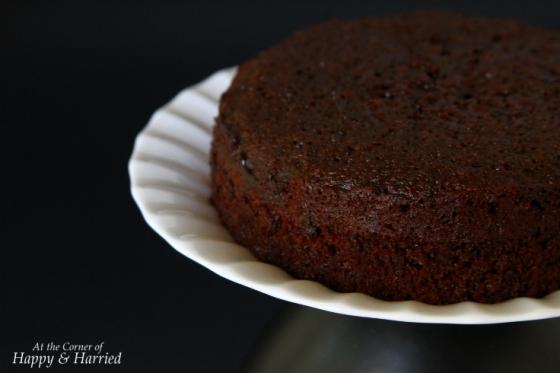 5 Inch Chocolate Cake