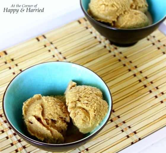 Easy Homemade Coffee Ice Cream