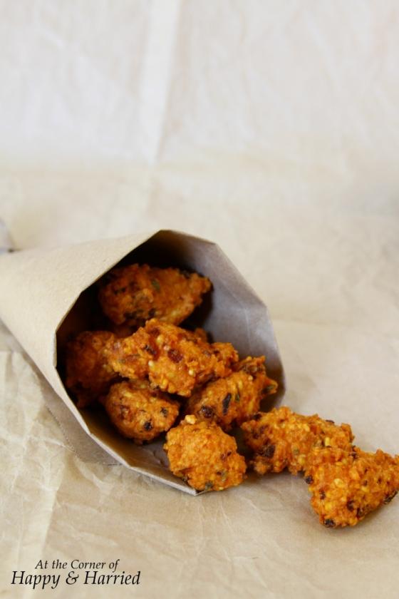 Parippu Vadai (Bengal Gram Fritters)