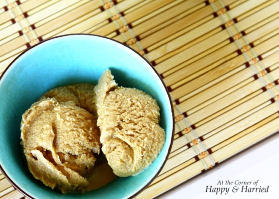 Three Ingredient Coffee Ice Cream