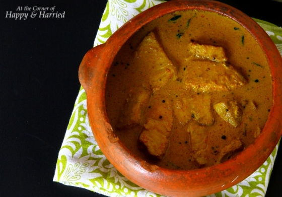 Fish Curry In Coconut Milk