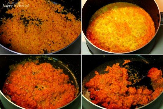 How To Make Carrot Barfi