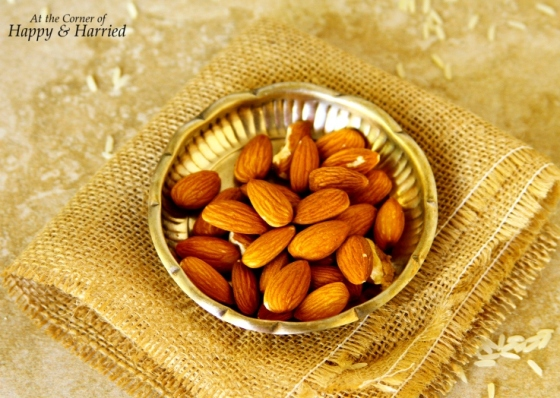 Almonds For Rice Pudding