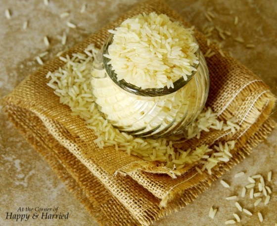Medium Grained Rice For Rice Pudding