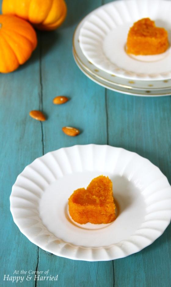 Kaddu Ka Halwa {Indian Pumpkin Pudding Dessert}