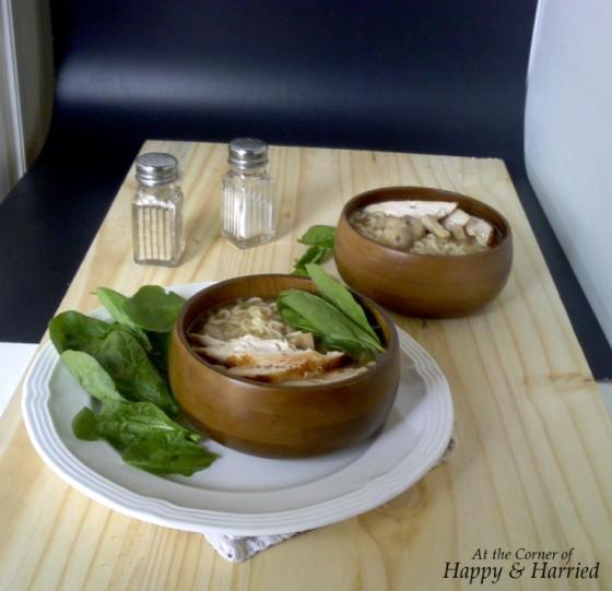 Ramen Noodle Soup Pic By My Little Boy