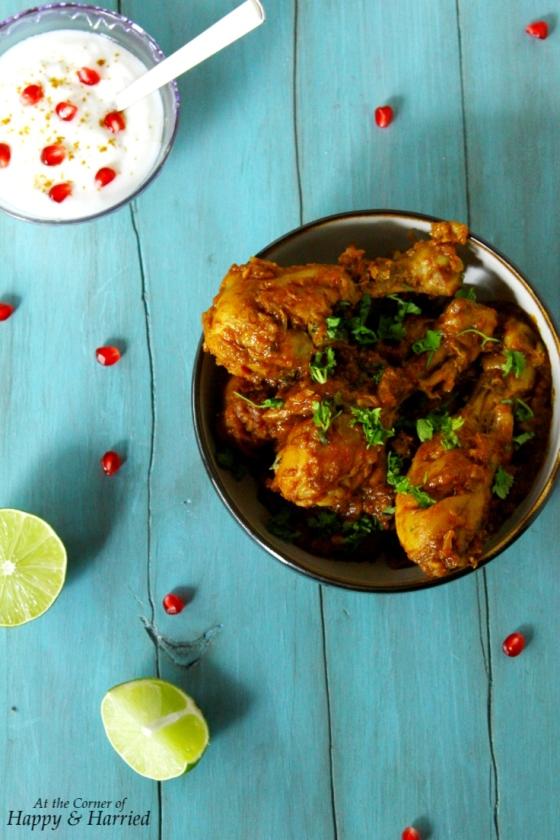 Balti Style Chicken Masala