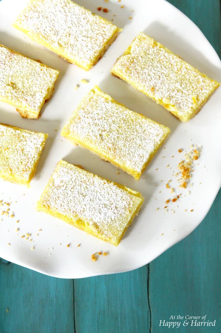 Lemon-Lime Shortbread picture