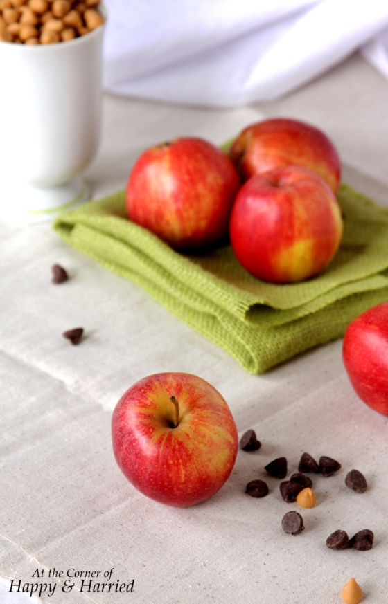 Apples For Quick Bread