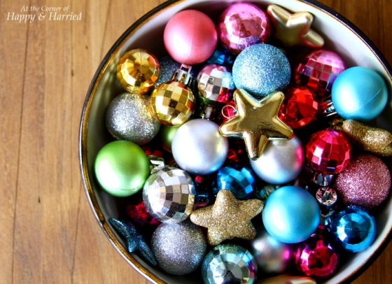 Sweet Christmas Vignettes
