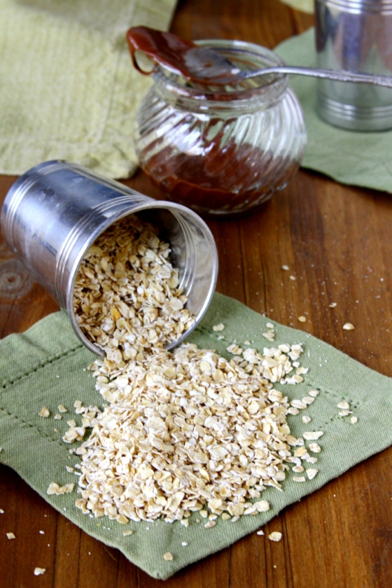 Quick Cooking Oats For Healthier Thumbprint Cookies