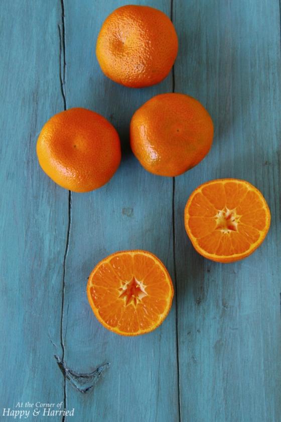 Fresh Oranges (Clementines)