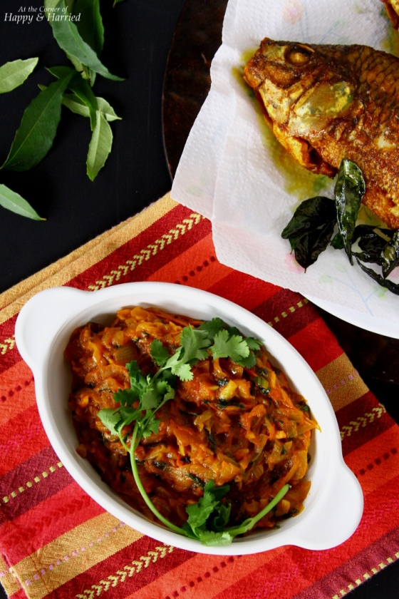 Masala For Meen Pollichathu or Baked Fish Parcels