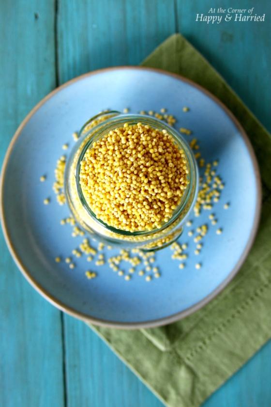 Millet Grain (Varagai)
