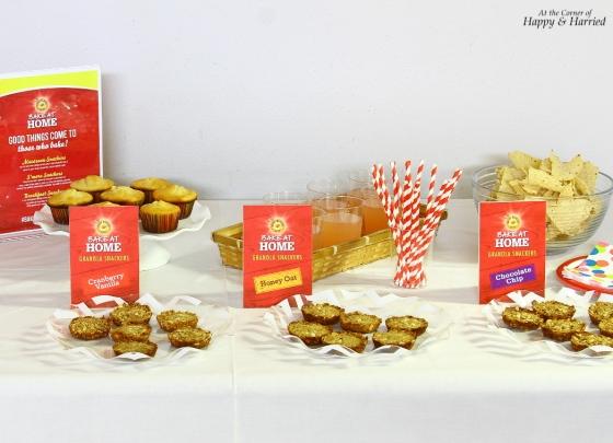 BakingWithBunchesGranola Snackers