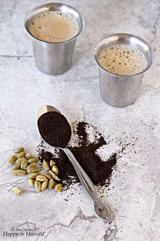 Elaichi Chai {Cardamom Tea}