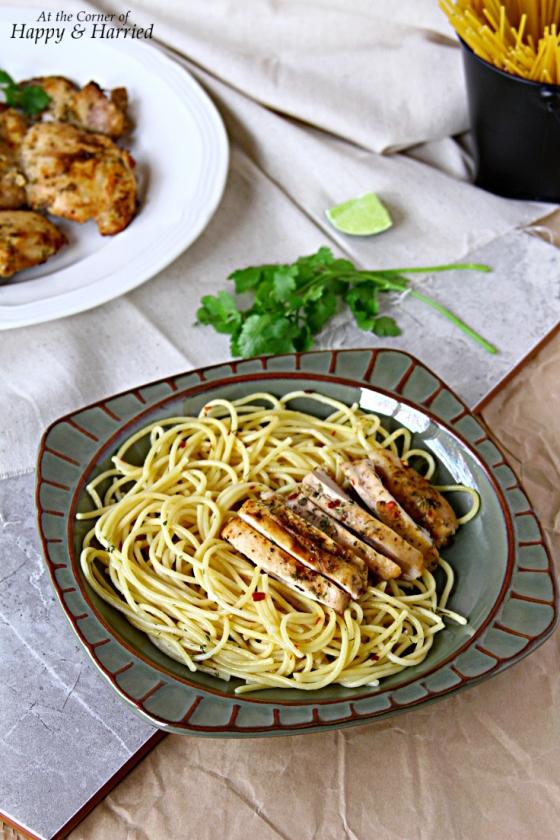 butter garlic herb chicken