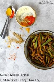 Indian Okra Fry