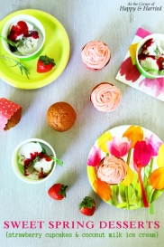 Sweet Spring Desserts